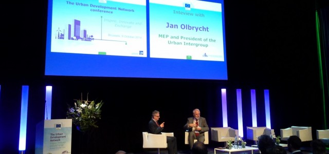 Jan Olbrycht na Open Days