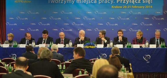 Jan Olbrycht przewodniczył spotkaniu Zarządu frakcji EPL w Krakowie