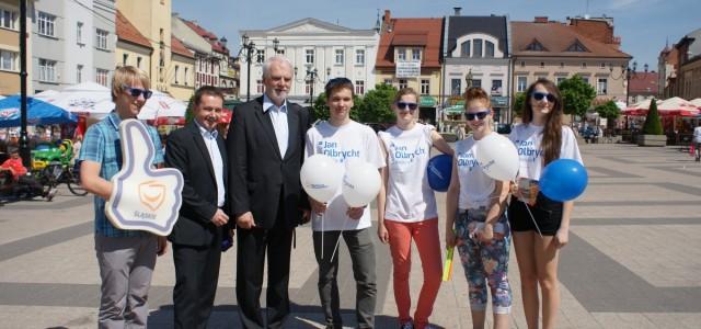 Spotkania w Rybniku kończące kampanię