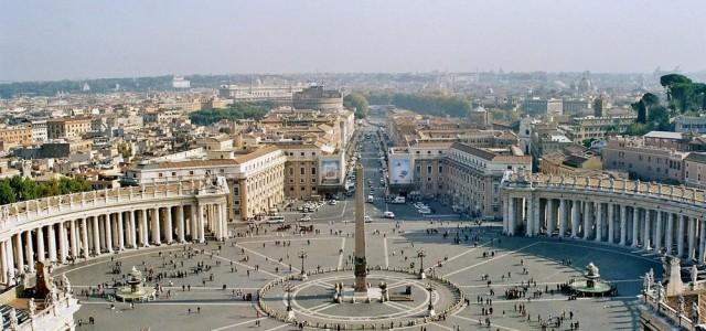Oficjalna delegacja PE w Watykanie