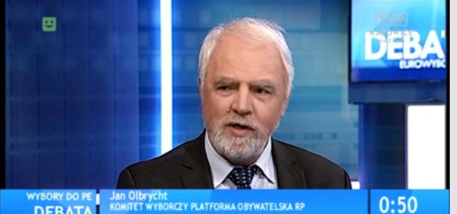 Debata przedwyborcza w TVP Katowice