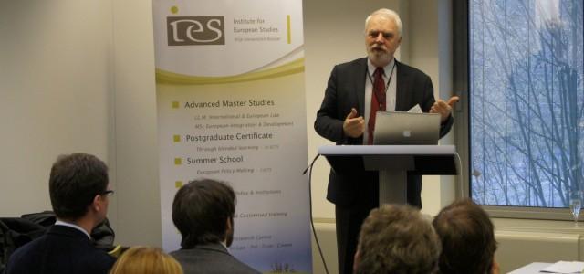 Jan Olbrycht na warsztatach o polityce spójności