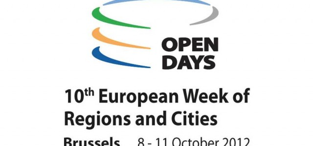Jan Olbrycht na Open Days 2012
