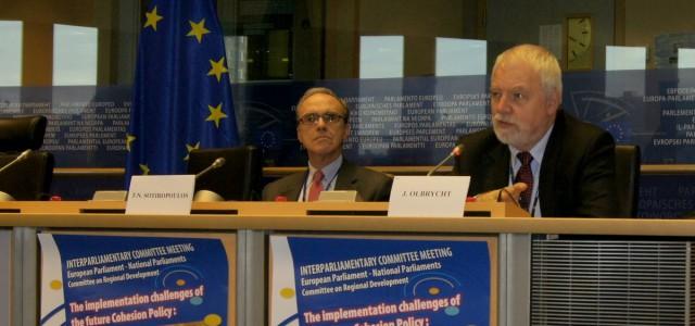 Posiedzenie Komisji REGI z udziałem parlamentów narodowych