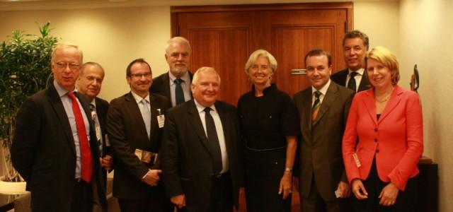 Wizyta w USA – spotkanie z szefową MFW i konwencja Partii Republikańskiej
