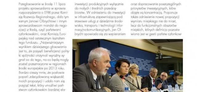 Nowy biuletyn Jana Olbrychta