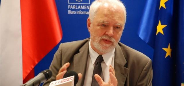 Kształt EFRR przyjęty po myśli sprawozdawcy Jana Olbrychta