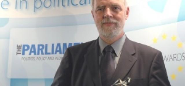 Jan Olbrycht Europosłem Roku 2007