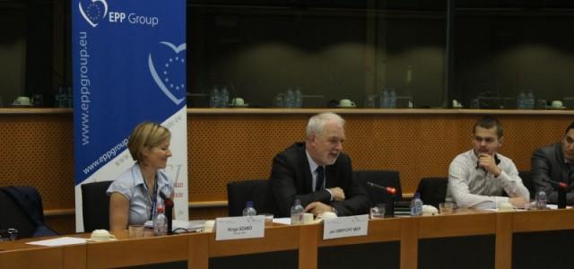 Spotkanie z młodymi politykami z Bałkanów