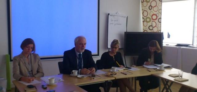 Spotkanie z polskimi biurami regionalnymi