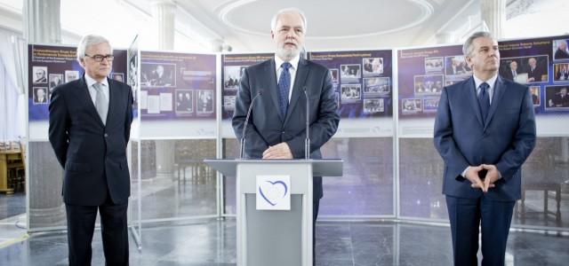 Wystawa EPL w Sejmie