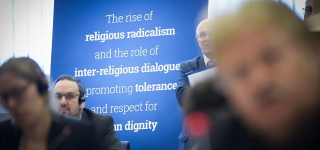 Dialog międzywyznaniowy narzędziem zwalczania ekstremizmu