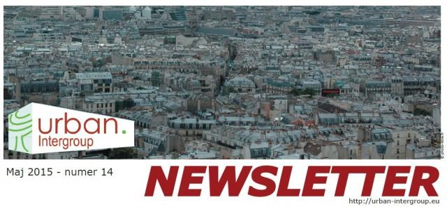 Nowy Newsletter Intergrupy URBAN