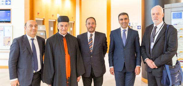 Społeczność chrześcijańska i jej dziedzictwo jest częścia Bliskiego Wschodu.