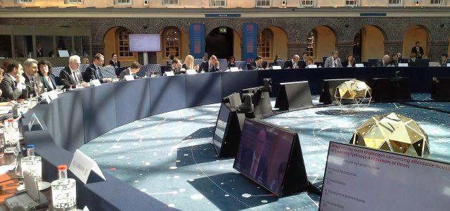 Spotkanie prezydentów europejskich stolic w Amsterdamie