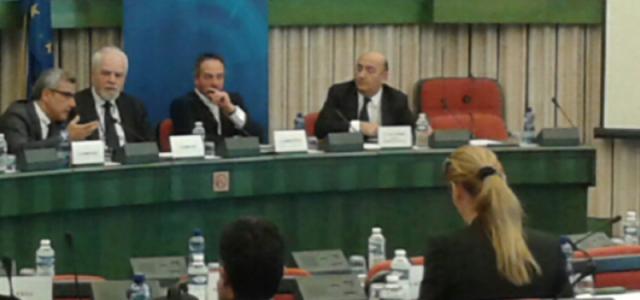 Spotkanie z Ambasadorem Libanu przy UE