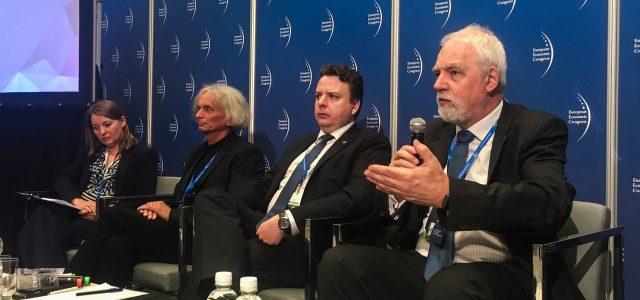 Europejski Kongres Gospodarczy 2016. Jan Olbrycht o przyszłości Unii Europejskiej i europejskich miast