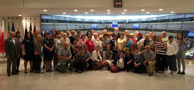 Kolejna wizyta Ślązaków w Parlamencie Europejskim
