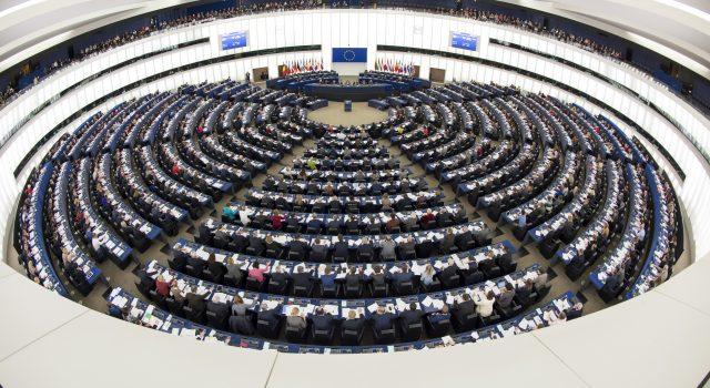 Pierwsze posiedzenie plenarne w Strasbourgu w Nowym Roku
