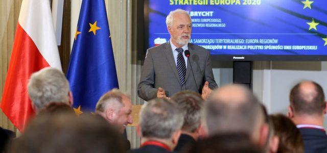 """Konferencja samorządowa """"Europa Regionów"""""""