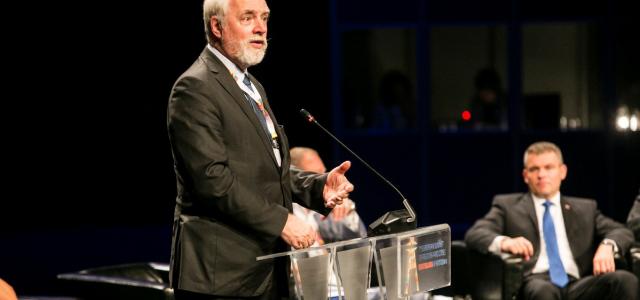 Europejski szczyt Regionów i Miast w Bratysławie