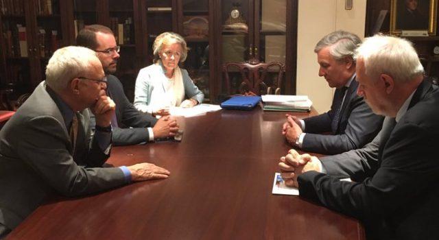 Rozmowy w Waszyngtonie o współpracy transatlantyckiej