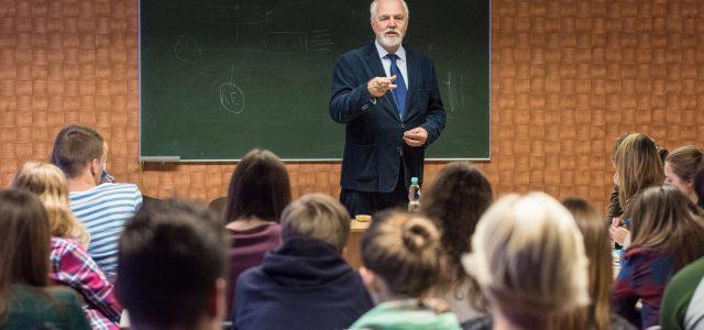 Wykład dla słuchaczy Szkoły Języka Polskiego i Kultury Polskiej
