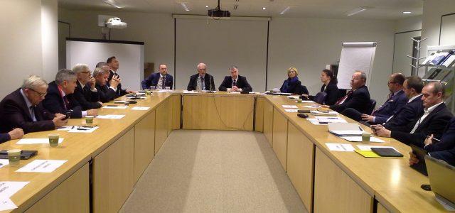 Spotkanie z polską delegacją do Komitetu Regionów