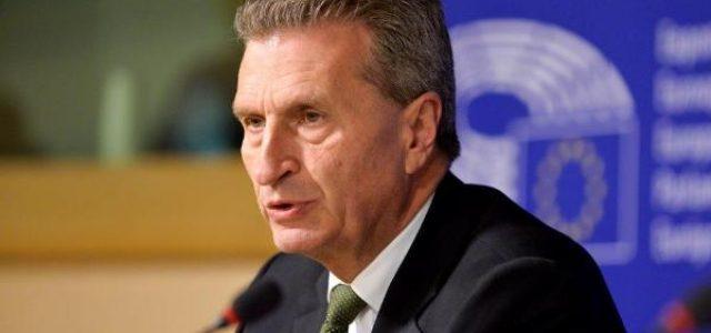 Wymiana zdań z nowym komisarzem odpowiedzialnym za europejski budżet