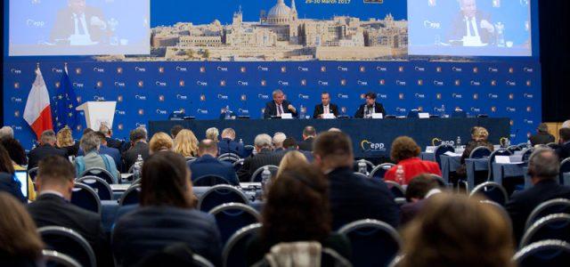 Rozpoczyna się Kongres Europejskiej Partii Ludowej na Malcie