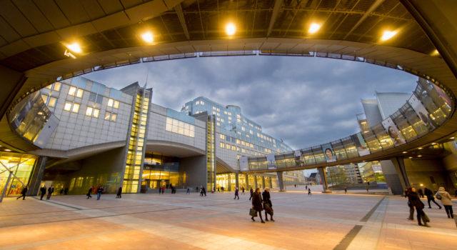 Mini-sesja plenarna w Parlamencie Europejskim w Brukseli