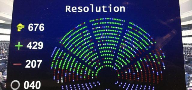 Sukces na strasburskim plenum: Parlament Europejski przyjął  stanowisko w sprawie wieloletniego budżetu