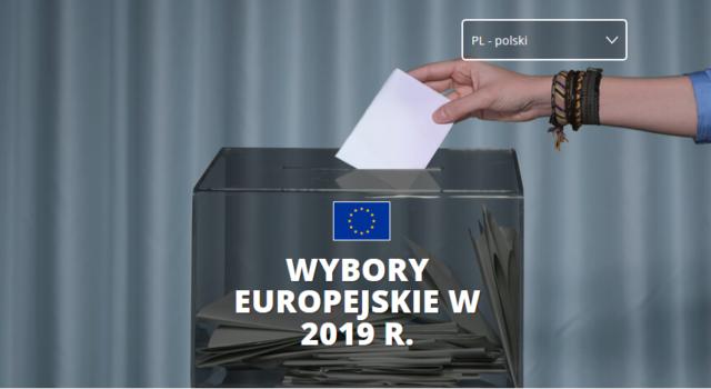 Masz pytanie odnośnie eurowyborów? Wejdź na stronę przygotowana przez PE