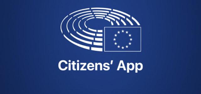 Citizens' App nowa aplikacja przygotowana przez Parlament Europejski