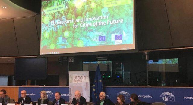 Jak UE finansuje innowacyjne projekty w miastach? – Konferencja Intergrupy URBAN