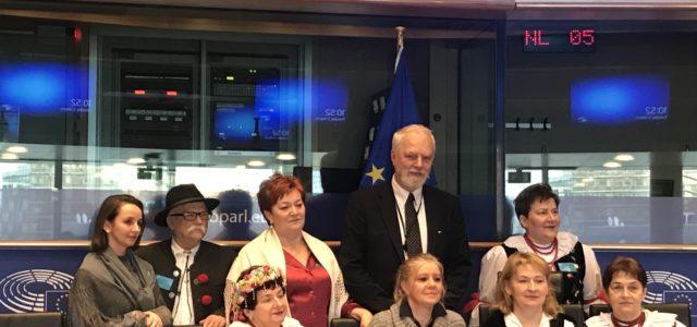 Ślązacy zwiedzają Europarlament!