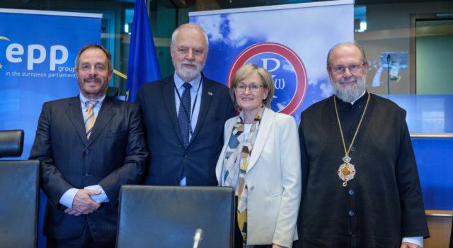 Przyszłość Syrii z perspektywy Dialogu międzyreligijnego i międzykulturowego – konferencja grupy roboczej EPL