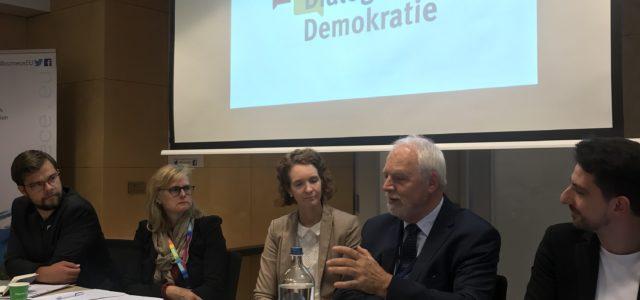 Dialog dla Demokracji – debata w COMECE