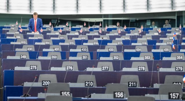 Kierunek Strasbourg -> październikowa sesja plenarna PE
