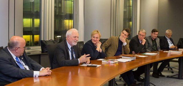 Czy inna polityka jest możliwa? – spotkanie Klubu Tygodnika Powszechnego w Parlamencie Europejskim