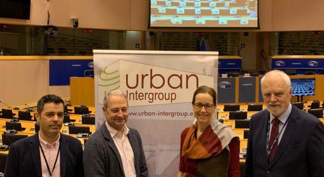 Jan Olbrycht ponownie przewodniczącym Intergrupy URBAN!
