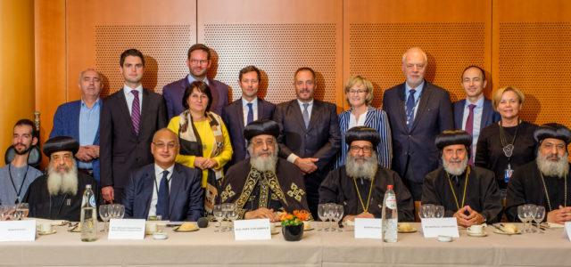 Raport aktywności 2019 grupy roboczej ds. dialogu religijnego i międzykulturowego