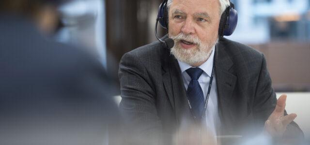 Budżet a praworządność – wywiad dla EURACTIV.pl