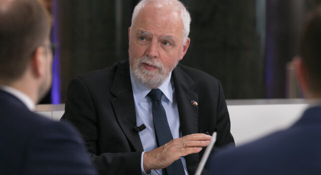 Jan Olbrycht na Europejskim Kongresie Gospodarczym w Katowicach: Nowy budżet UE