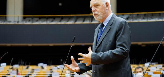 ZAPROSZENIE: Konferencja online posła Jana Olbrychta w sprawie budżetu 2021-2027