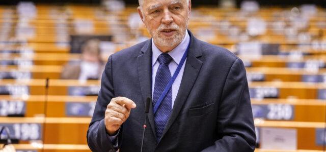 Wystąpienie Jana Olbrychta w debacie nt. długoletniego budżetu UE 2021-2027 na sesji plenarnej w Brukseli