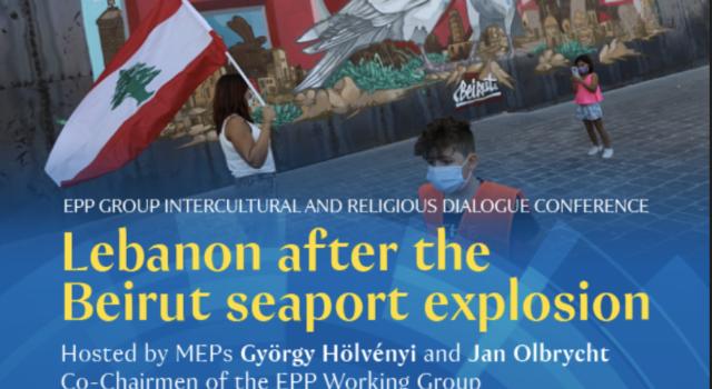 Liban po eksplozji  – spotkanie grupy ds. Dialogu religijnego