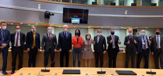Jest porozumienie w sprawie budżetu UE na lata 2021-2027