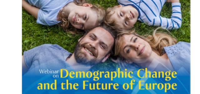 Dialog międzykulturowy i religijny – webinarium: Zmiany demograficzne a przyszłość Europy